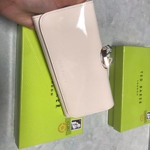 Ted baker Cream wallet